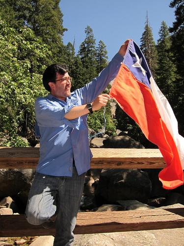 Chilean Pride