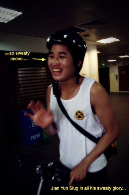 Sweaty Jian Yun Slug