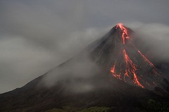 Werbebild Vulkan Arenal