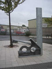 Tool Sculpture, Middlesbrough