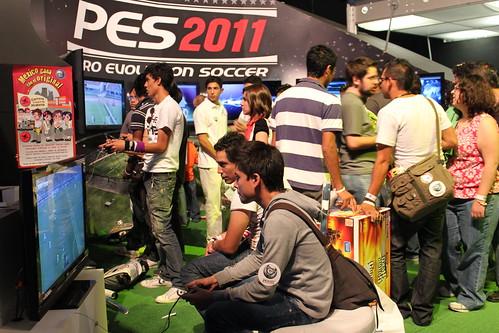 EGS 2010: PES 2011