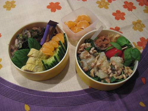 Bento #123, Wednesday 17-11-2010
