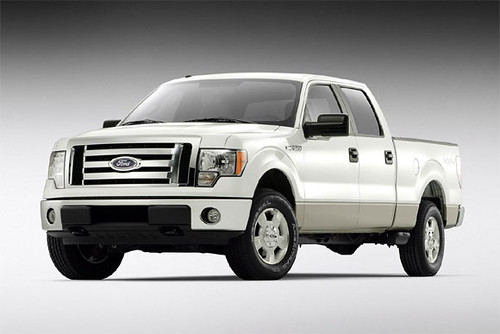 Ford F150: Pick Up de la Serie F