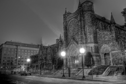 The Golden Church—in black and white