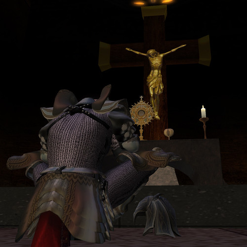 Harlequin, Pt. 1 - The Old Crusader VI