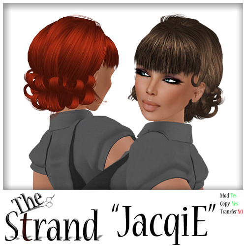 The Strand - JacqiE Ad