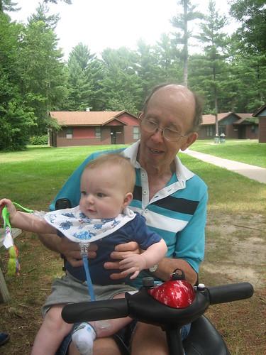 Grandpa & Charlie
