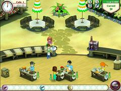 Amelie's Café: Summer Time game screenshot