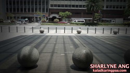 At the Makati Stock Exchange