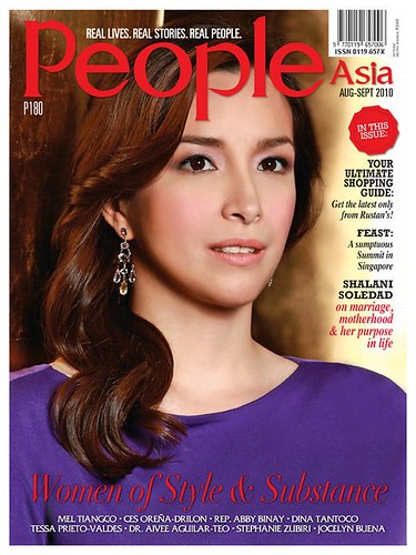 Shalani Soledad on People Asia