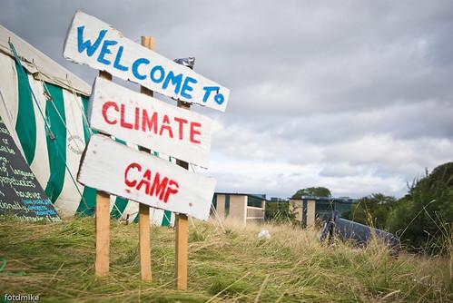 Climate Camp in Edinburgh, 2010 _G106026