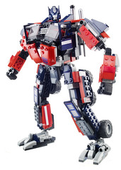 Not Lego: Hasbro's Kre-O Transformers Optimus Prime (Robot)