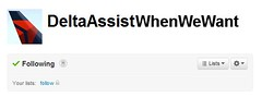 Delta Assist (When They Want)