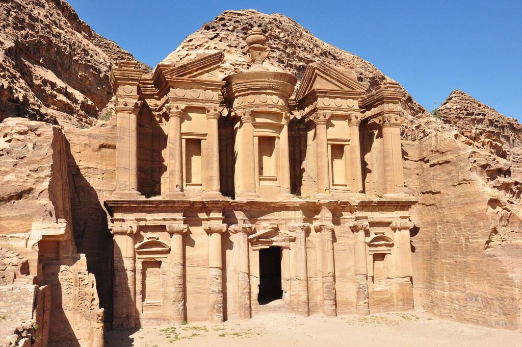 Petra, Jordan, May 2010
