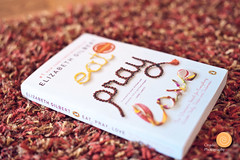 Eat Pray Love - What I'm reading