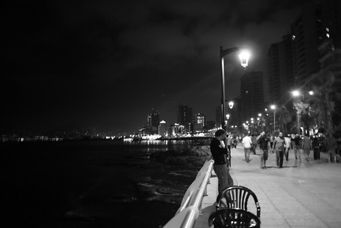 Beirut: Black and White