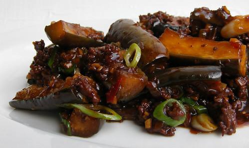 Fish Fragrant Eggplant