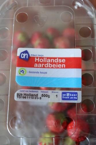 strawberries...mmmmm...