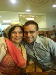 Mum & Andrew
