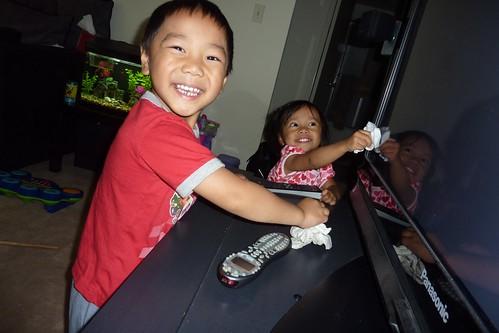 Happy Little Helpers