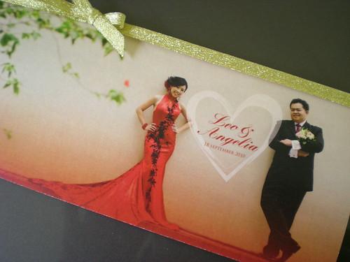 Wedding invitation - now 2