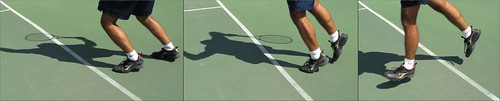 Servicio tenis
