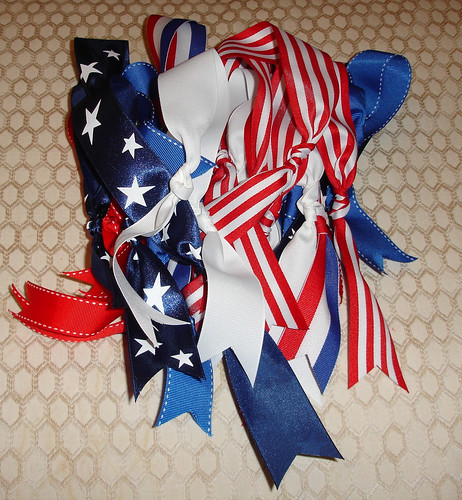 Independence Day Tassel