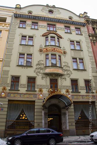 K+K Hotel Central at Hybernská