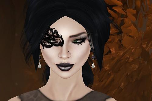 Glam Affair Sofia Funeral Skin #3 Close-up
