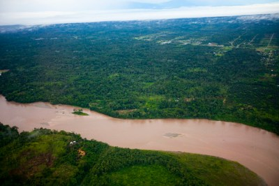 Chevrons Toxic Legacy in Ecuadors Amazon - Photo RAN