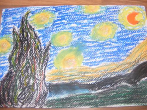 Van Gogh Art Project - Skye's
