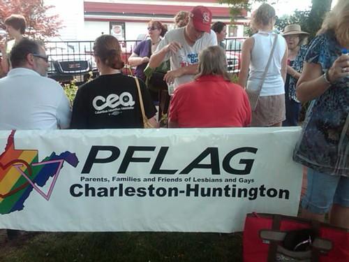 PFLAG in Charleston