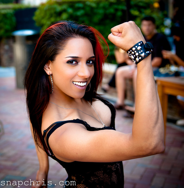 Nikita Patel : Strong beautiful woman