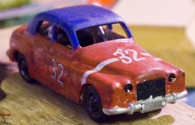 Finished car number 32