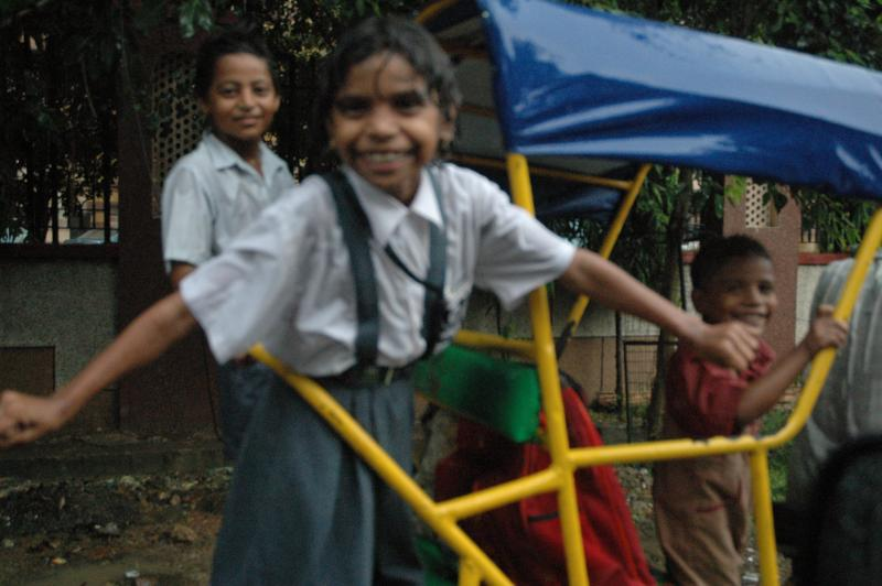Raining, pouring... Noida, UP, India