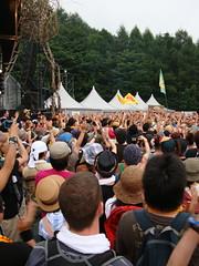 Fuji Rock Festival 2010 OZOMATLI