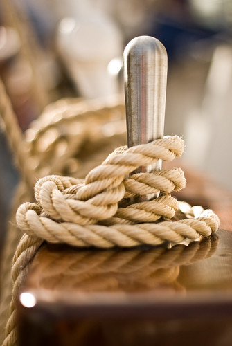 A rope