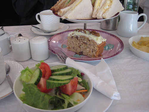 delicious tea in dover
