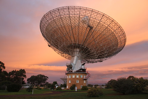 The Dish (Parkes, NSW, Australia)