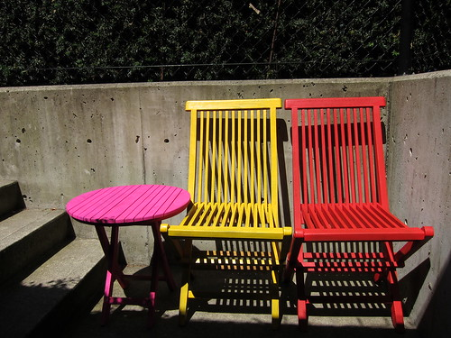Patio Furniture Redux