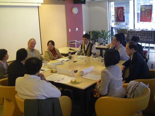 左看右看 公益信託的NGO思考與政府考量 - 臺灣環境資訊協會