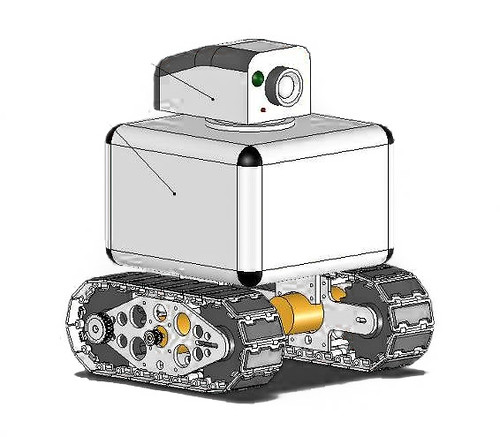 Tank tread concept