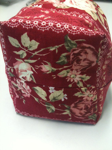 Roses bag - bottom