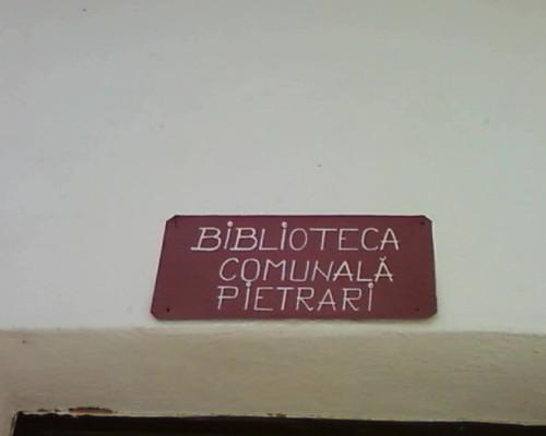 Biblioteca Pietrari
