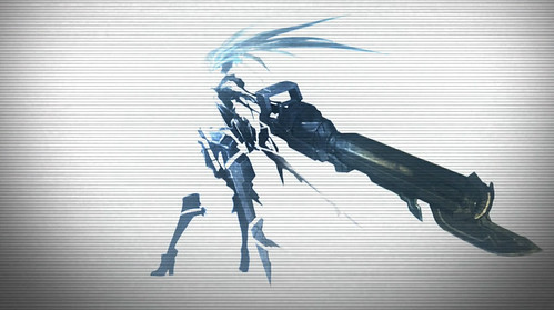 Black Rock Shooter Game