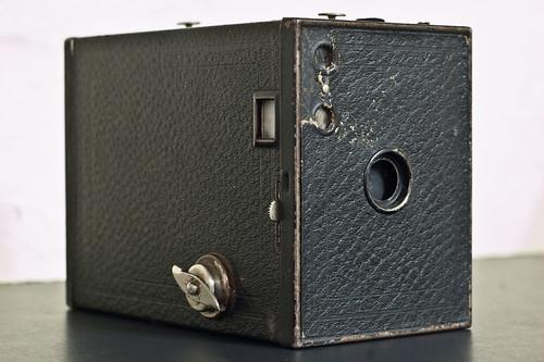 Kodak No. 2  Brownie Model F 120