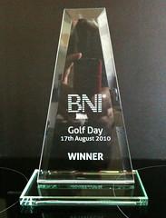 BNI Golf Trophy