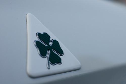 Alfa Romeo Giulietta Bianco