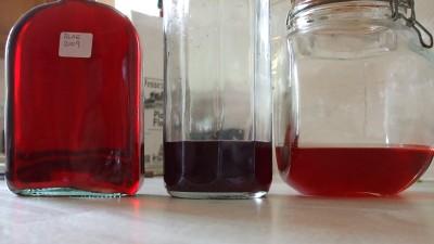 fruit liqueurs