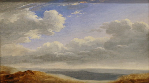 Study of Clouds over the Roman Campagna by Pie...